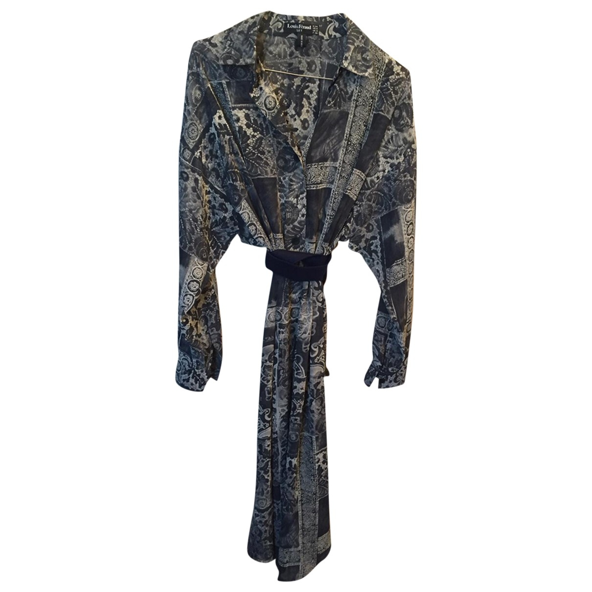 Louis Feraud \N Grey dress for Women 36 FR