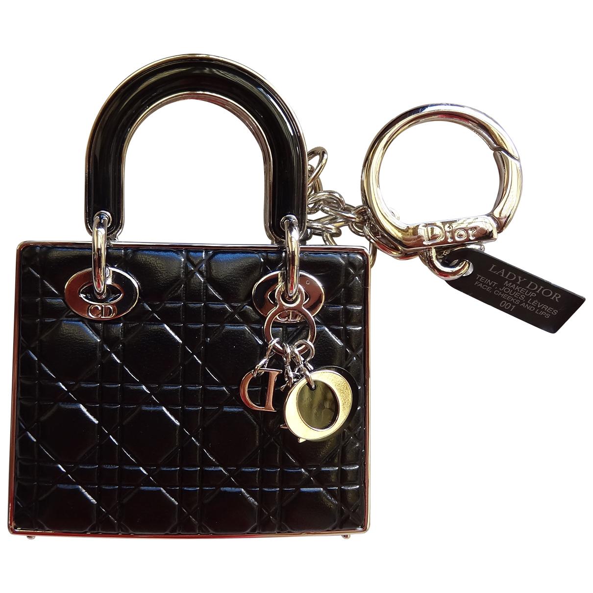 Dior - Bijoux de sac   pour femme en autre - noir