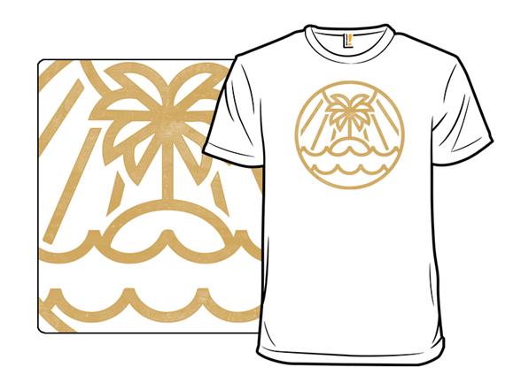 Nature Island T Shirt