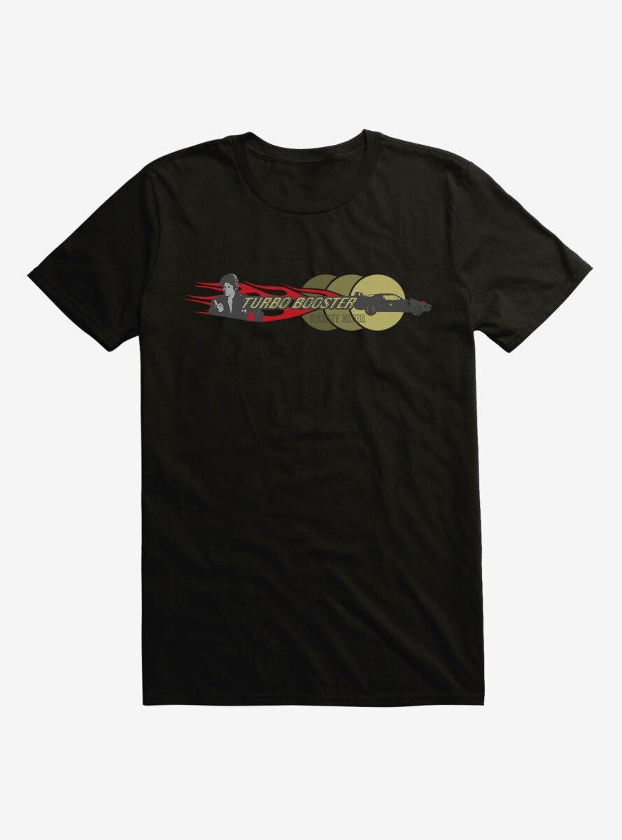 Knight Rider Turbo Booster T-Shirt