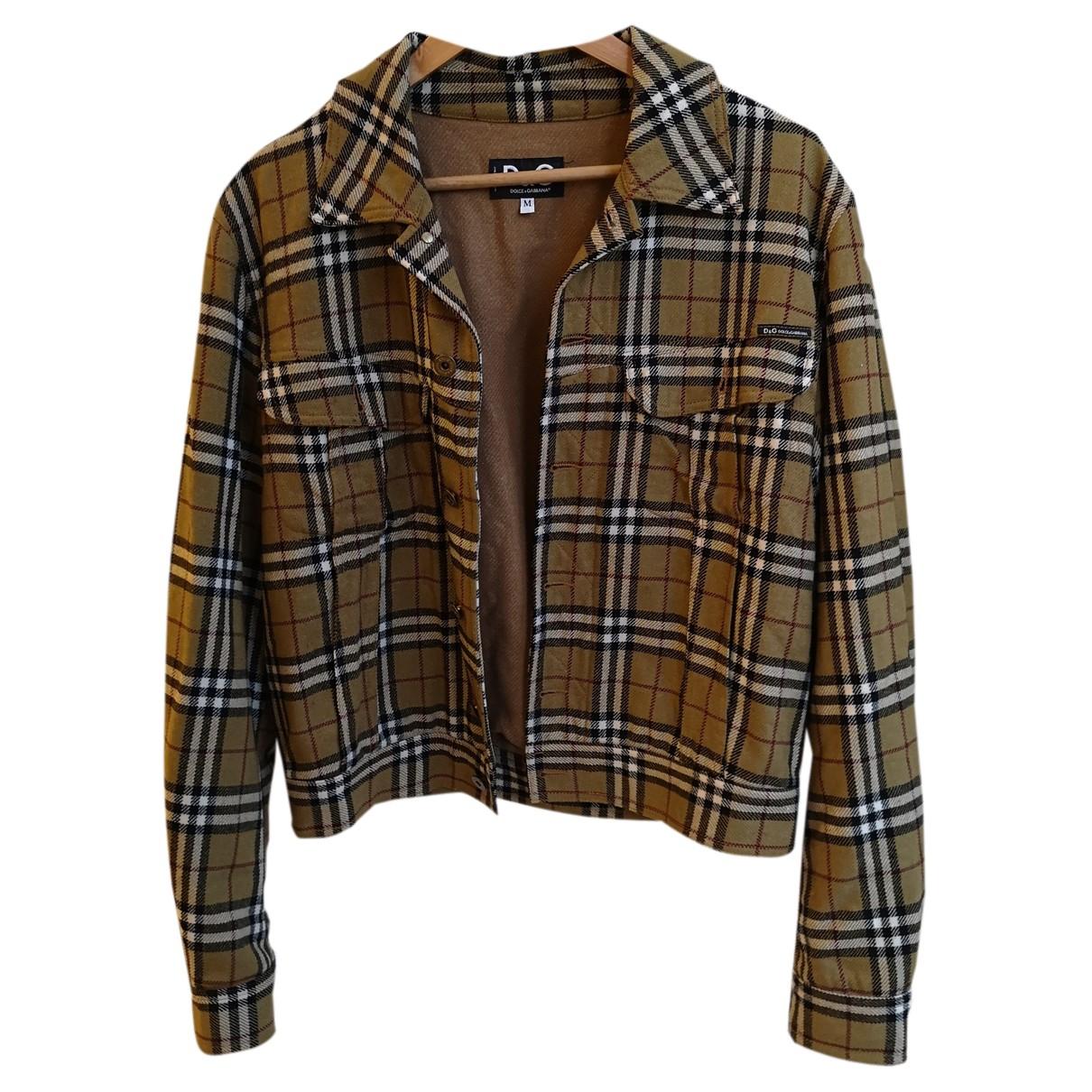 D&g - Vestes.Blousons   pour homme en laine - beige