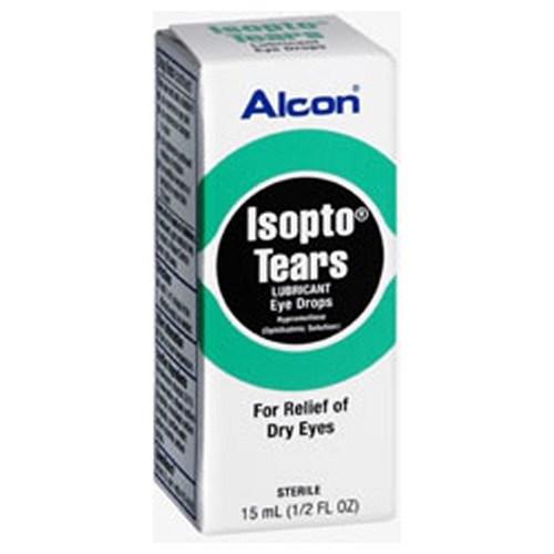 Isopto Tears 0.5 oz by Isopto