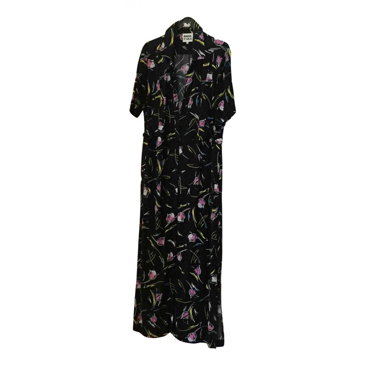 Bimba Y Lola \N Black dress for Women M International