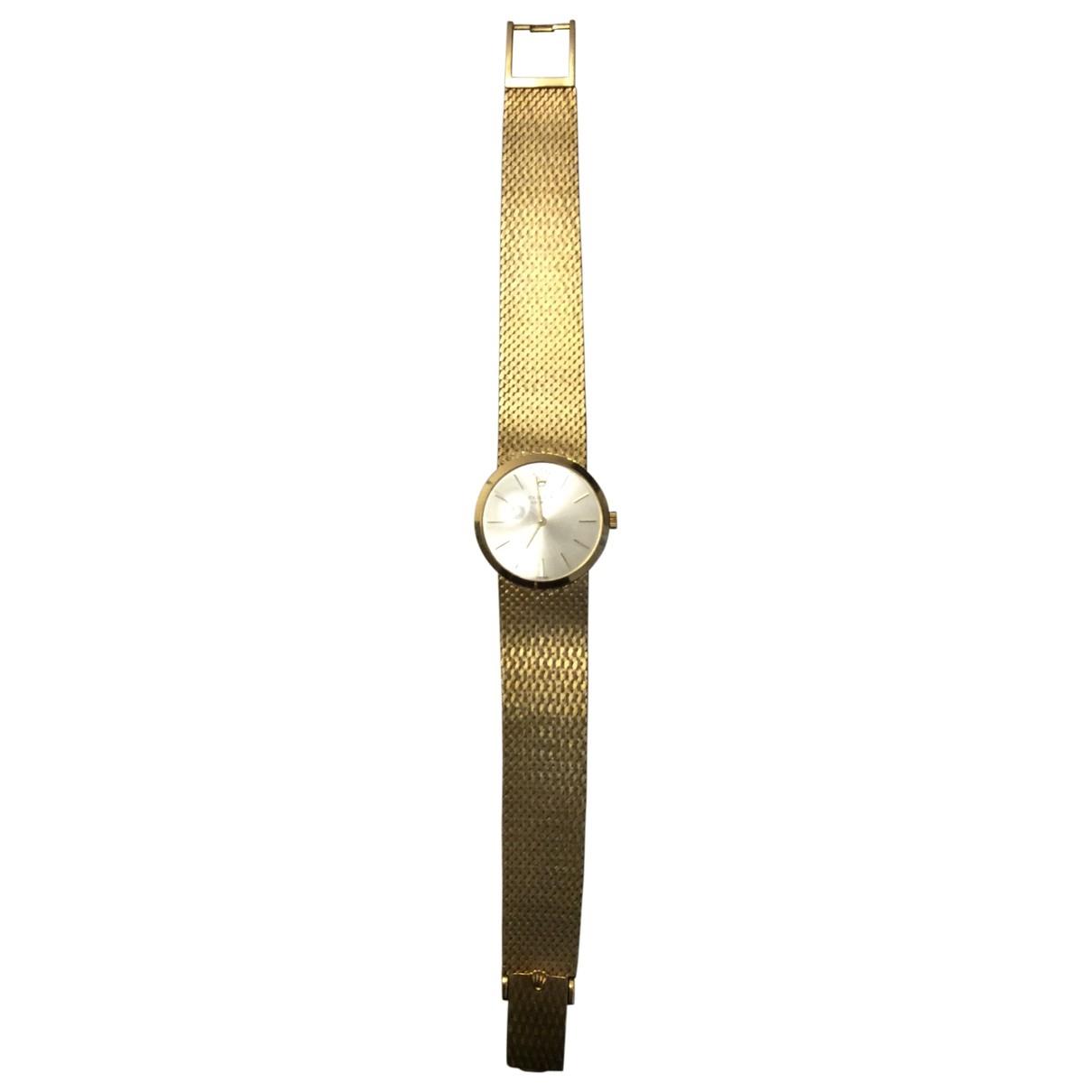 Rolex \N Uhr in  Gold Gelbgold