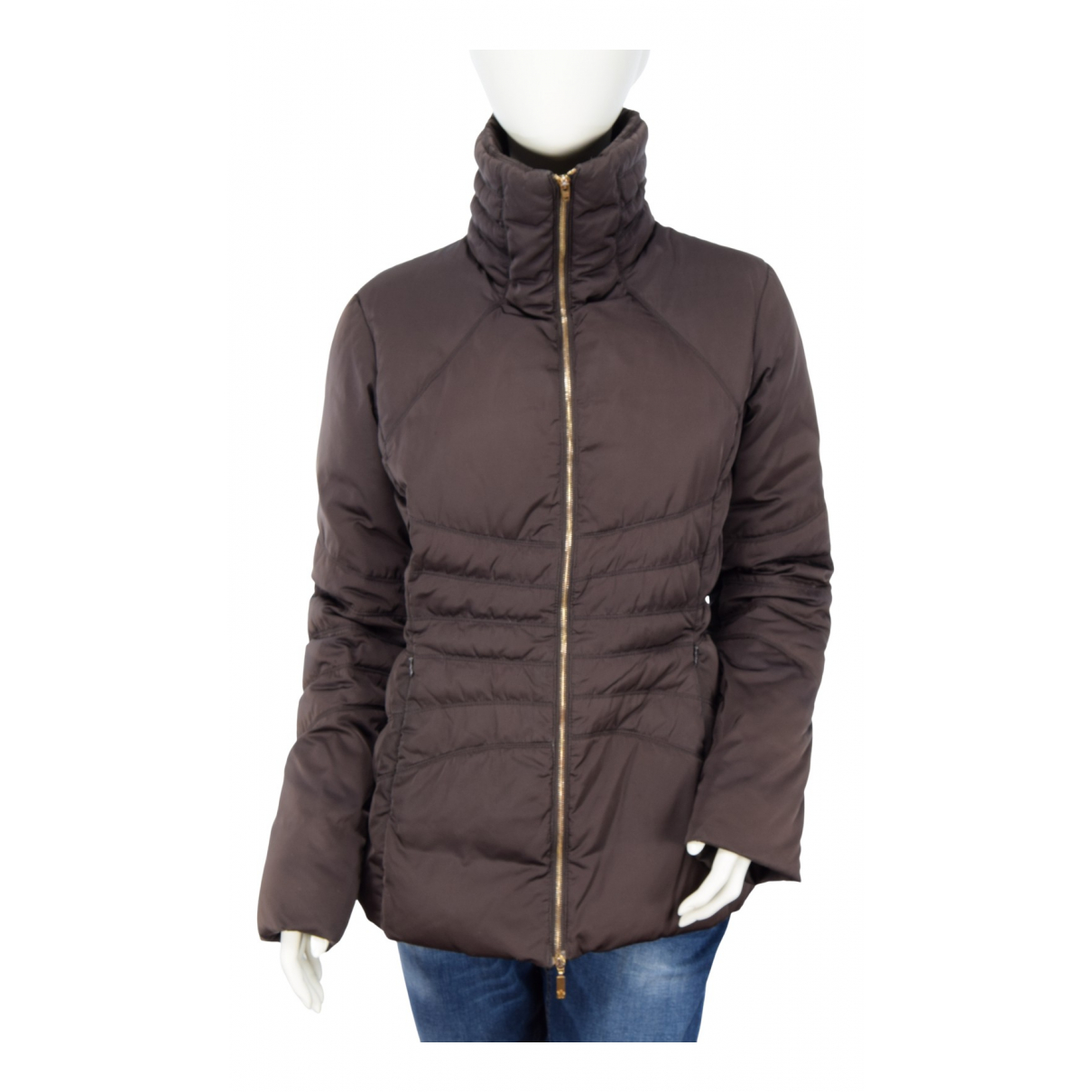 Moncler Classic Brown jacket for Women 3 0-5