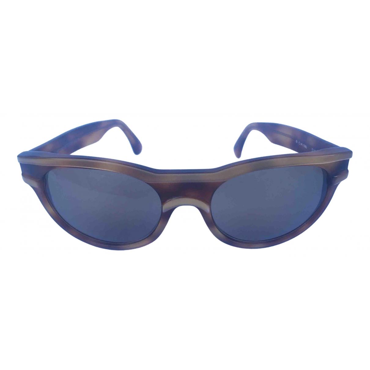 Gafas oversize Claude Montana