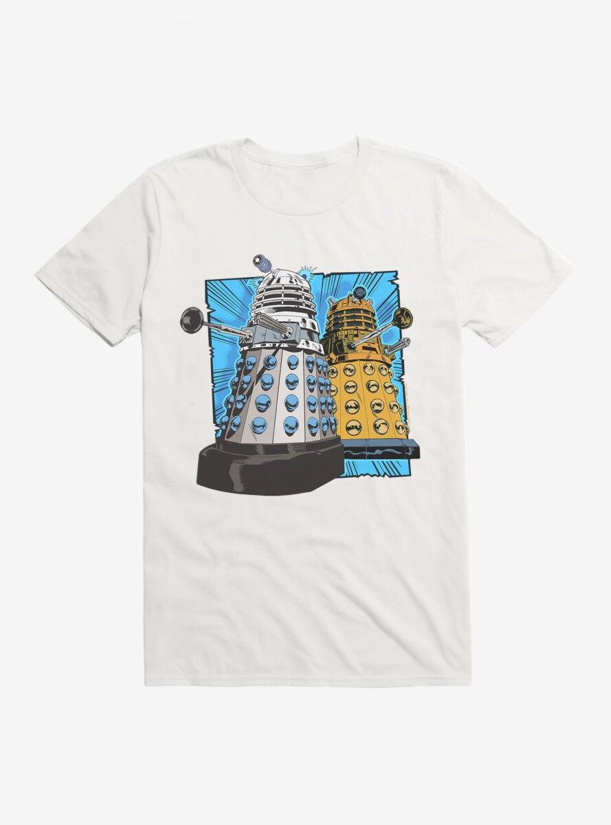 Doctor Who Dalek Duo T-Shirt