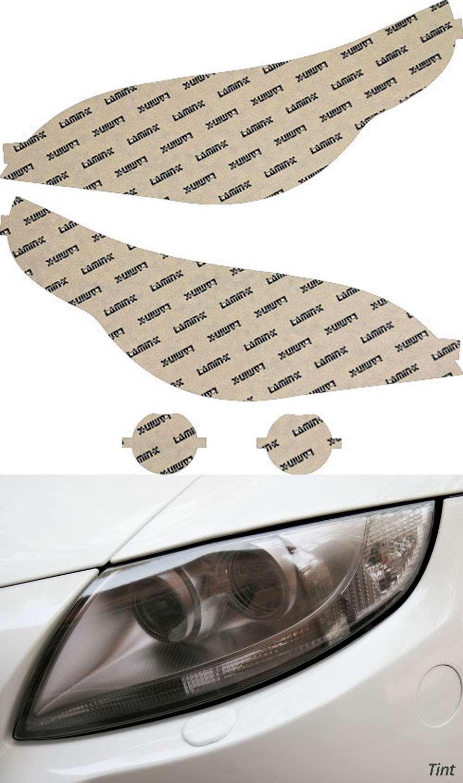 BMW 5-Series 04-07 Tint Headlight Covers Lamin-X B017T