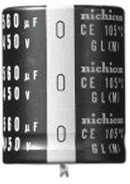 Nichicon 390μF Electrolytic Capacitor 400V dc, Through Hole - LGL2G391MELC25
