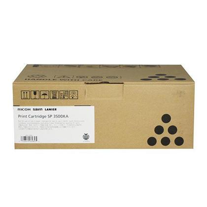 Ricoh 406989 Original Black Toner Cartridge High Yield