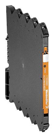 Weidmuller ACT20M Series , 24V Interface Relay Module, Screw Terminal , DIN Rail