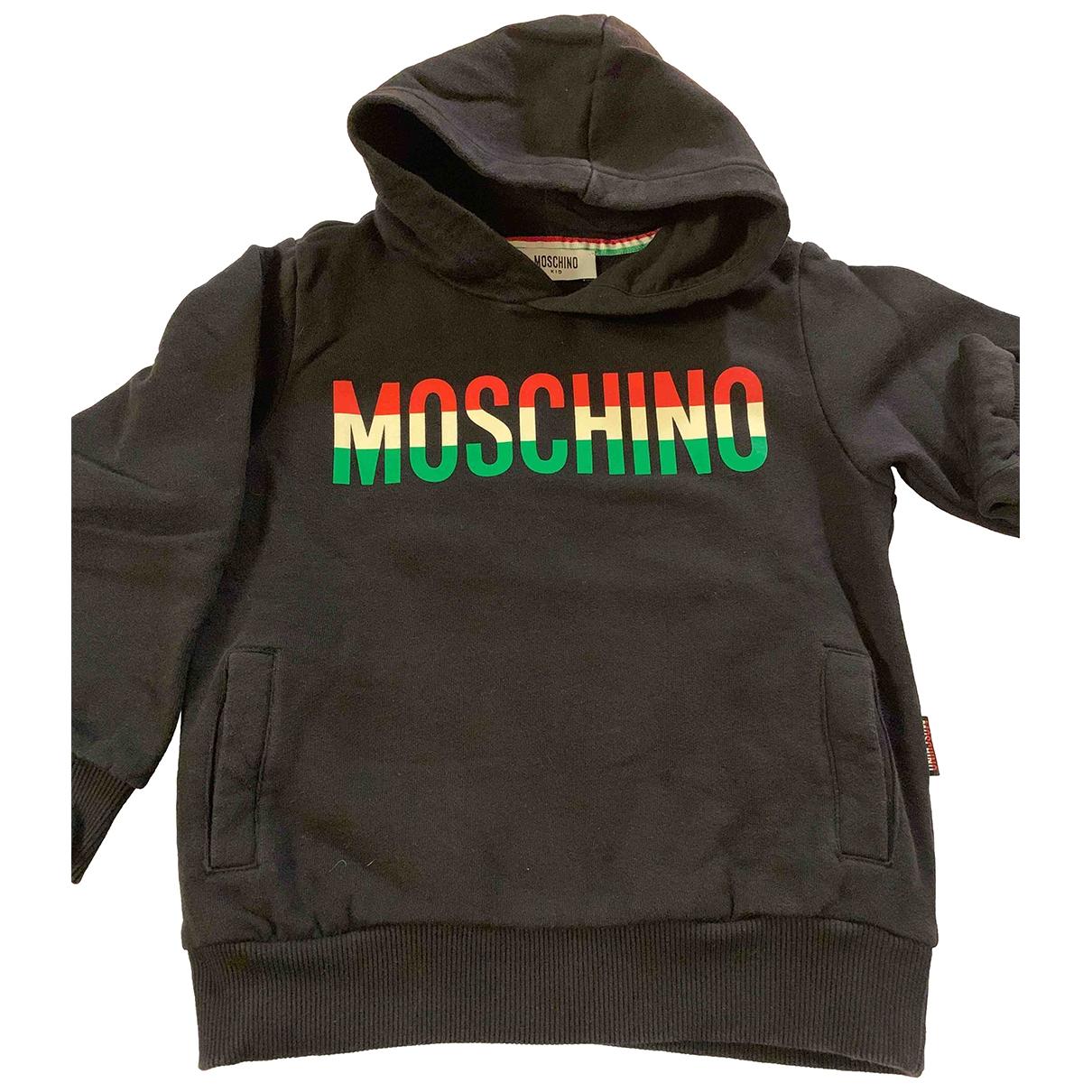 Sudadera Moschino