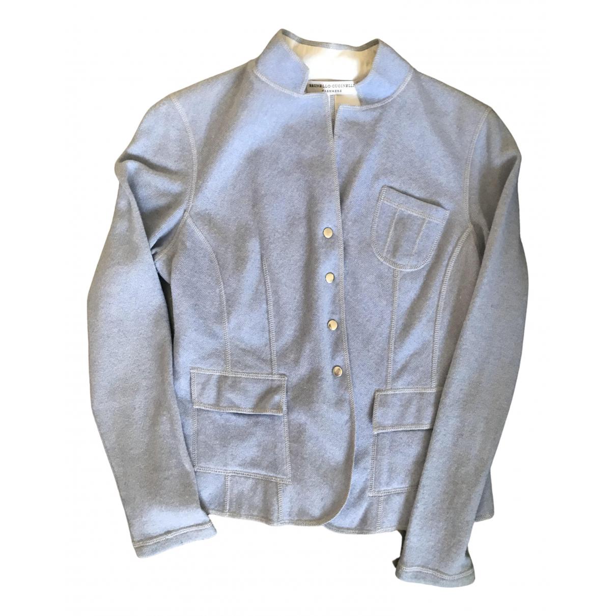 Brunello Cucinelli \N Cashmere jacket for Women M International