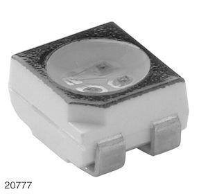 Vishay VLMRGB343-ST-UV-RS, VLMRGB343 Green CoB LED (1025)