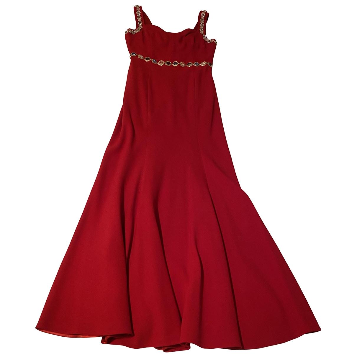 Dolce & Gabbana \N Red dress for Women 46 IT