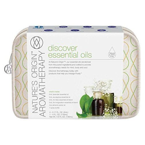 Discover Essential Oil Kit 12 X 1 Kit by Nature's Origin