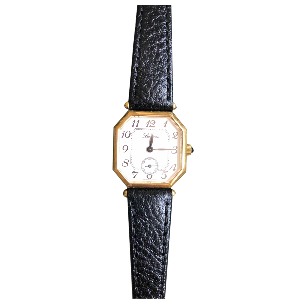 Longines \N White Gold plated watch for Women \N