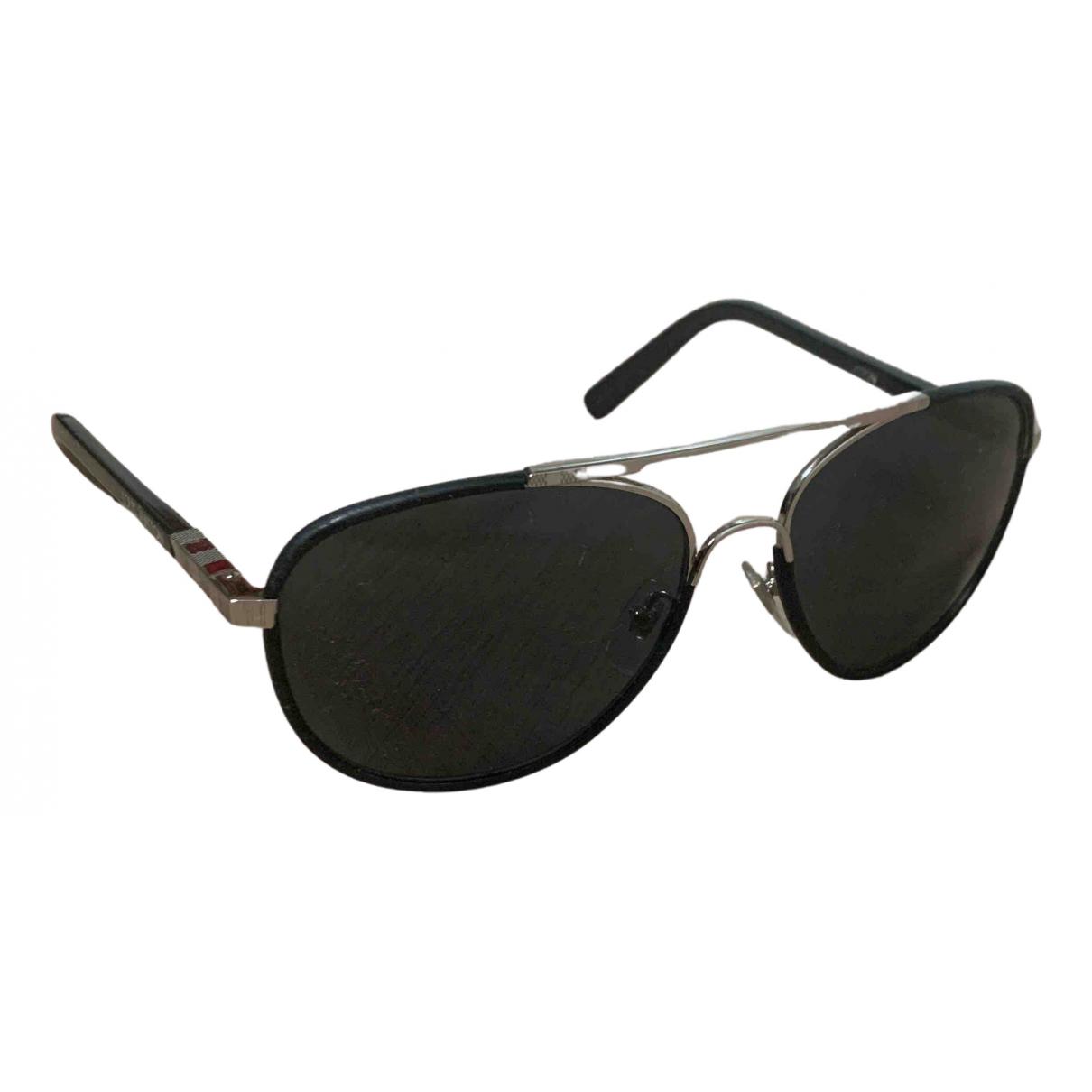 Louis Vuitton Charleston Black Metal Sunglasses for Men N