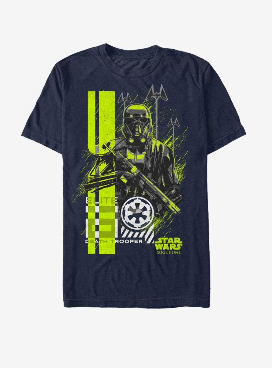 Star Wars Death Trooper Battle Stance T-Shirt