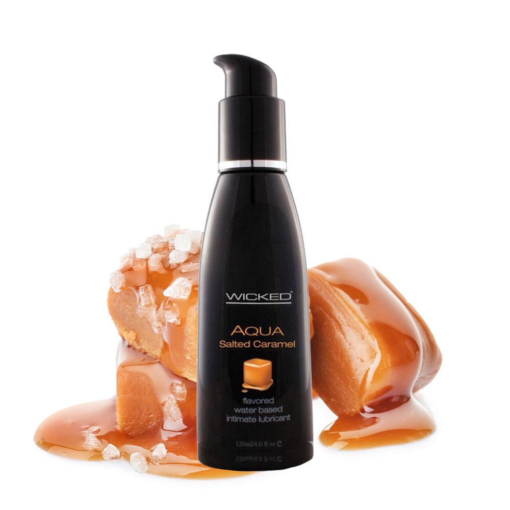 Wicked Wicked Aqua Salted Caramel (4oz)