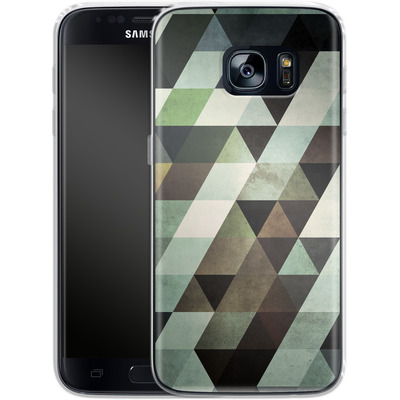 Samsung Galaxy S7 Silikon Handyhuelle - Stwwyc Syne von Spires