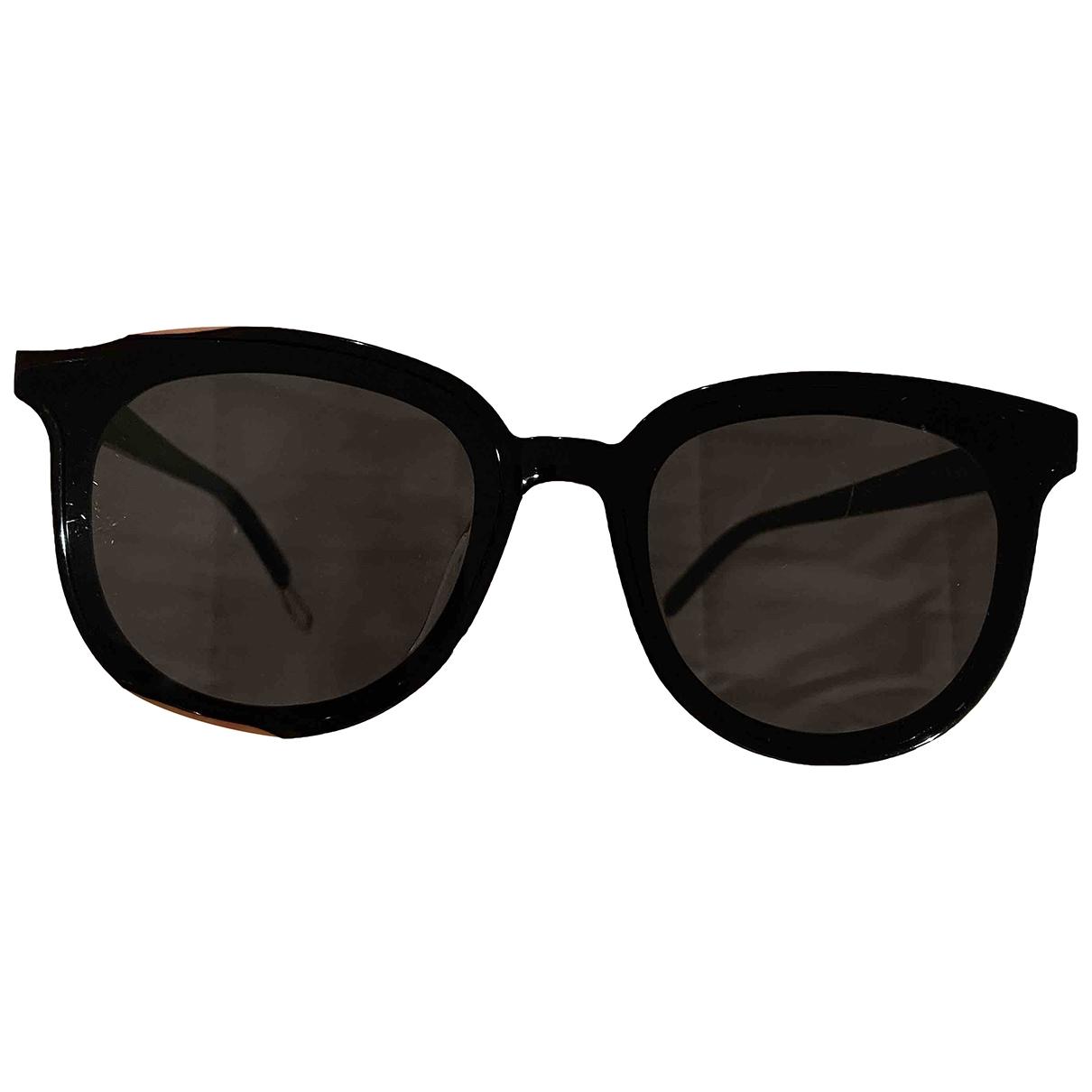 Gentle Monster \N Black Sunglasses for Women \N
