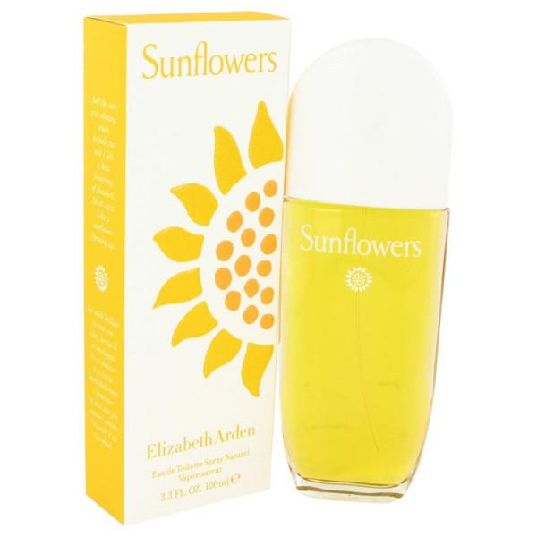 Sunflowers - Elizabeth Arden Eau de toilette en espray 100 ML