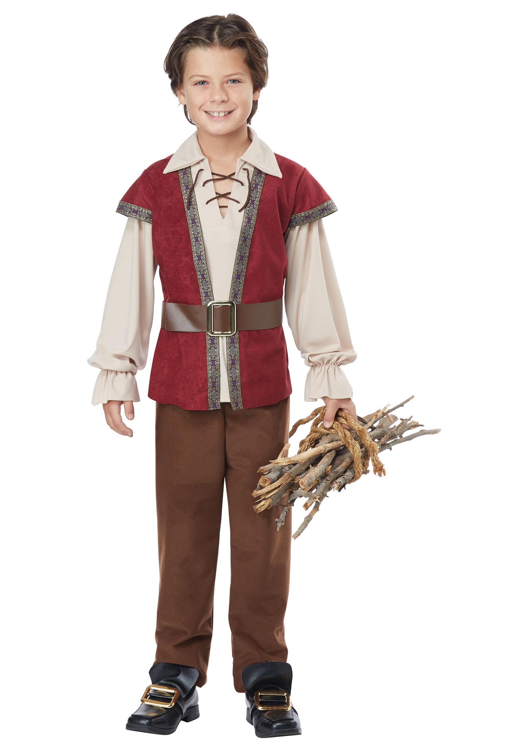 Kids Renaissance Costume for a Boy