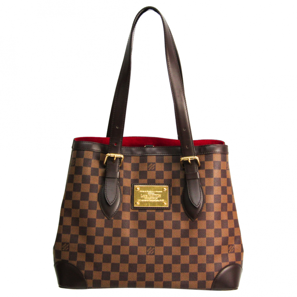 Bolso  Hampstead de Lona Louis Vuitton