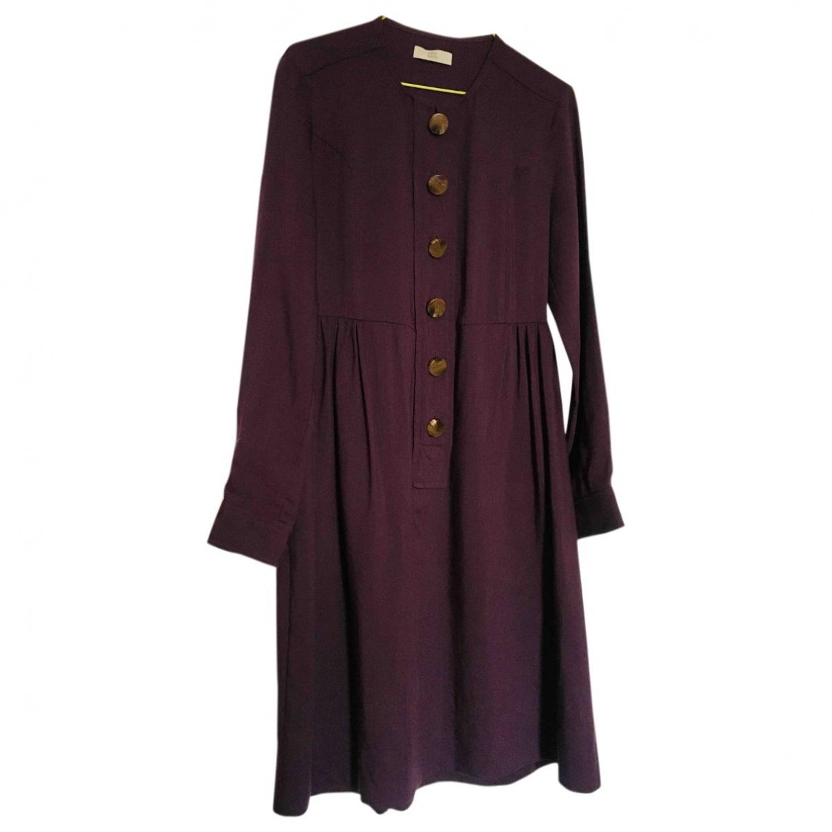 Orla Kiely \N Kleid in Wolle