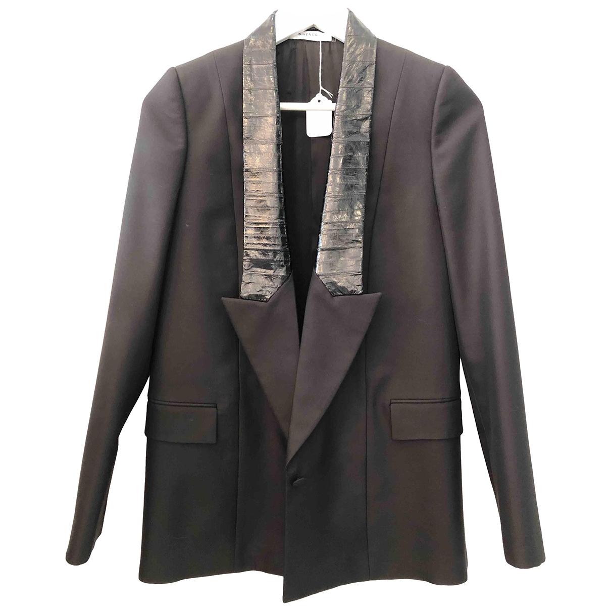 Givenchy \N Black jacket for Women 38 FR
