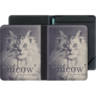 tolino vision 4 HD eBook Reader Huelle - Famous Quote Cat von Florent Bodart