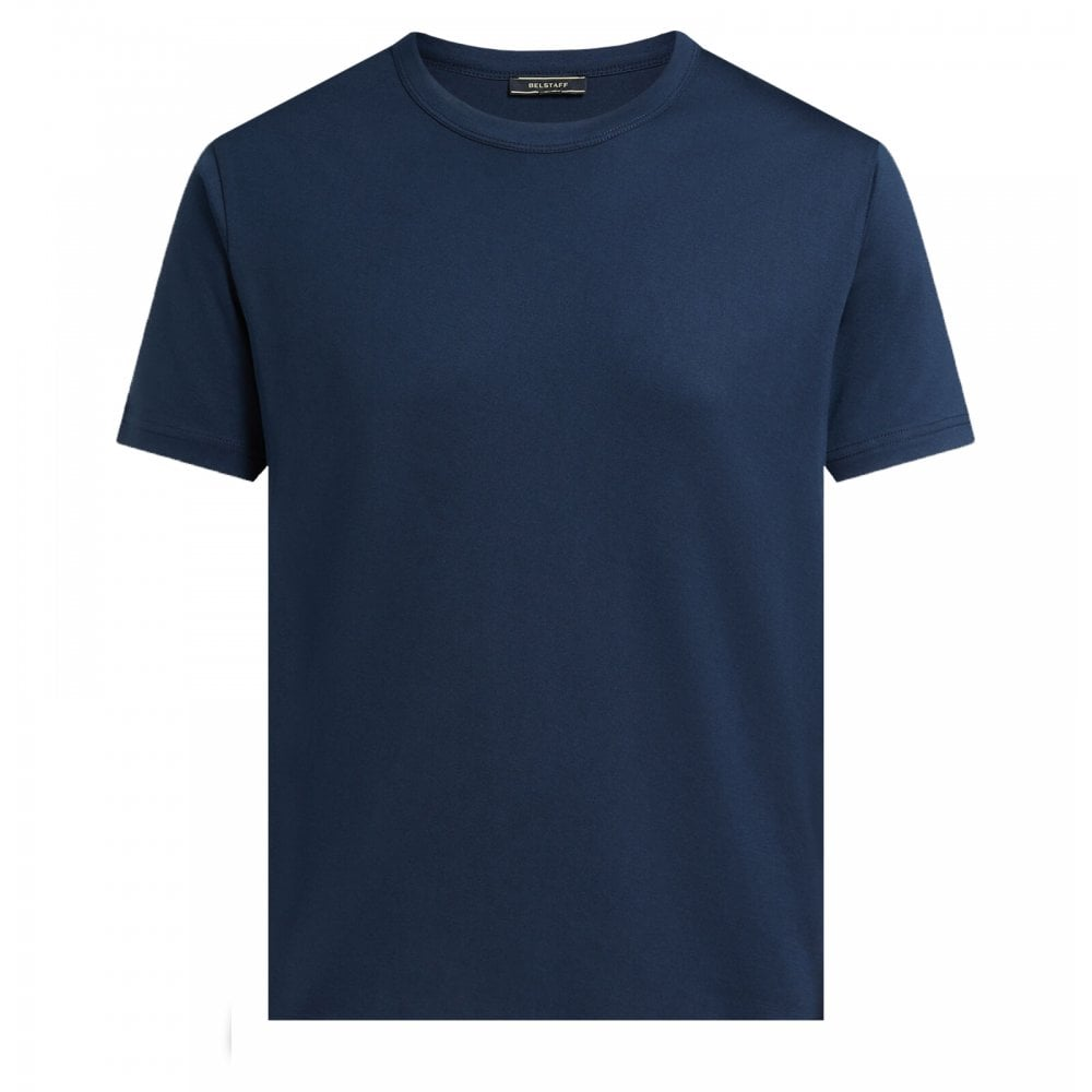 Belstaff Sydenham T-shirt Colour: NAVY, Size: MEDIUM