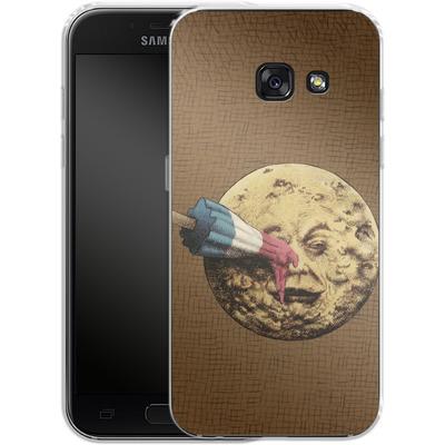 Samsung Galaxy A3 (2017) Silikon Handyhuelle - Summer Voyage von Eric Fan