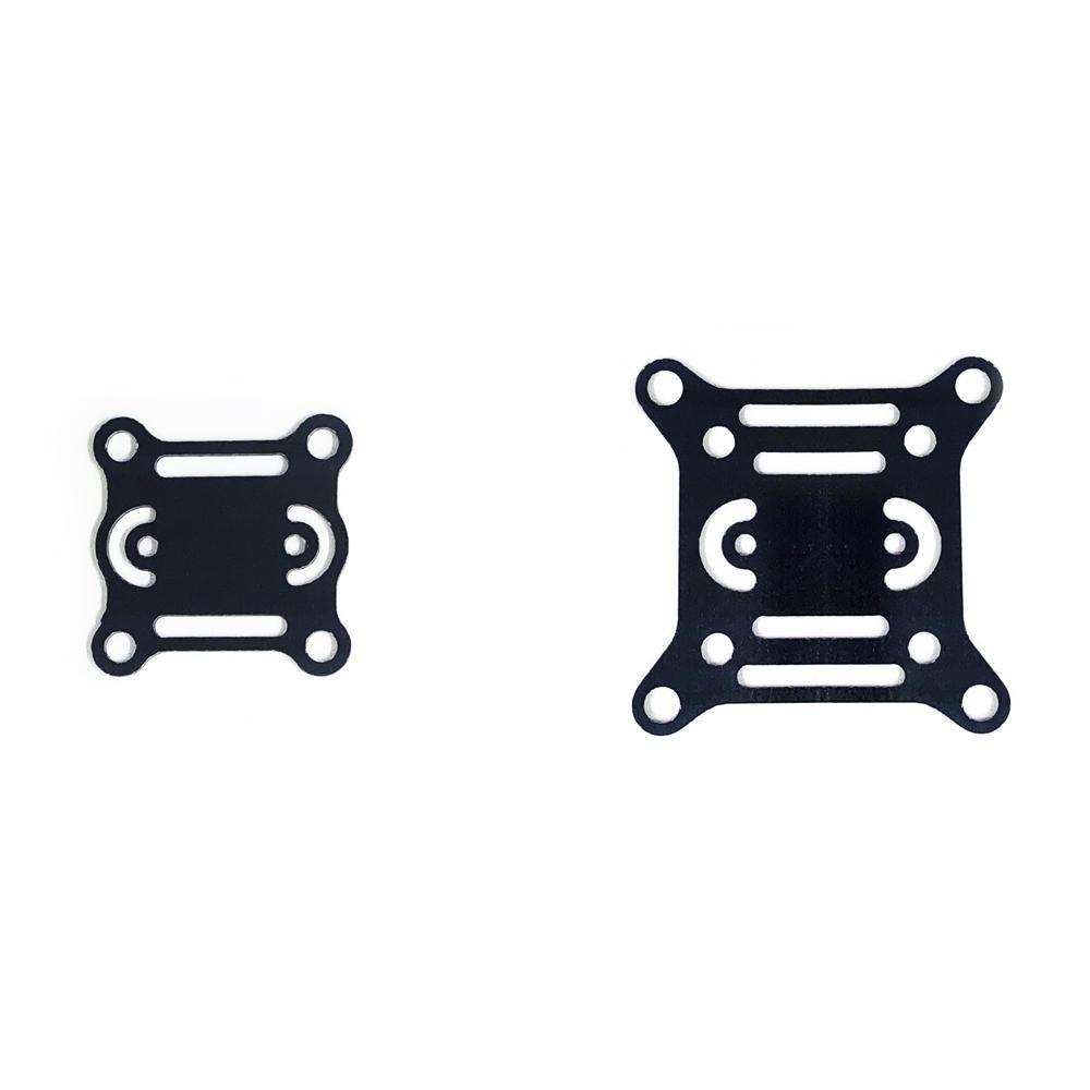 10 PCS Flywoo 20x20mm 30.5x30.5mm Black Insulation Board Short Circuit Protection for F3 F4 F7 Flight Controller ESC