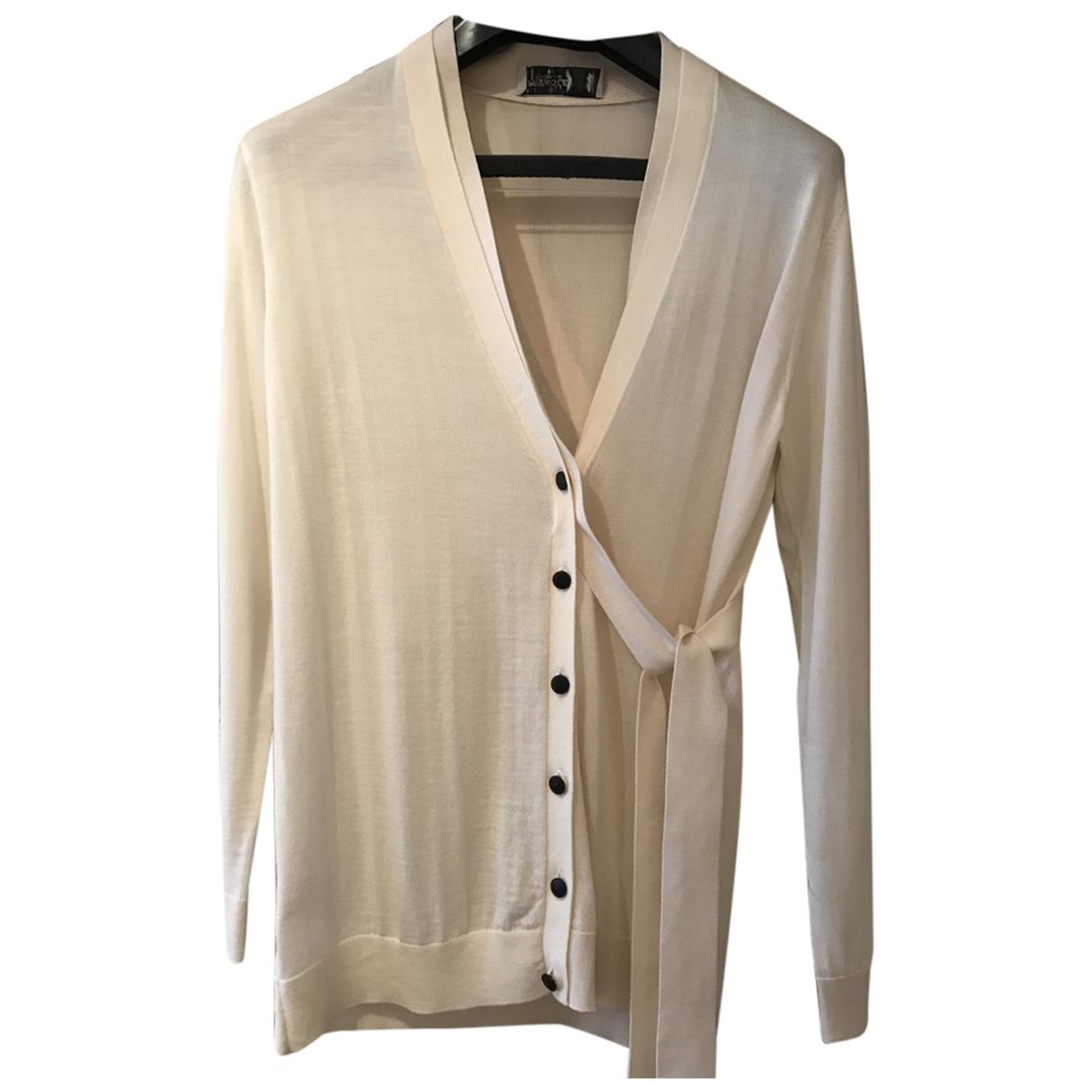 Pringle Of Scotland N Ecru Silk Knitwear for Women S International