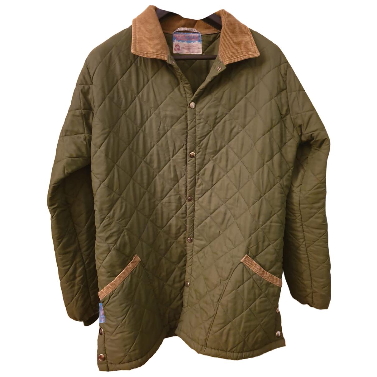Husky N Green jacket  for Men 48 IT