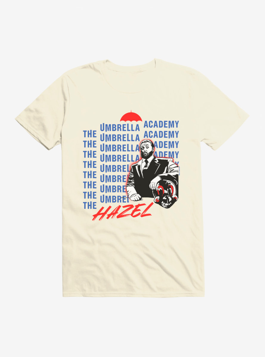 The Umbrella Academy Hazel T-Shirt
