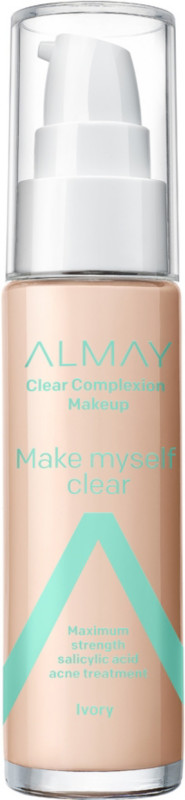 Clear Complexion Make Myself Clear Makeup - Ivory 100