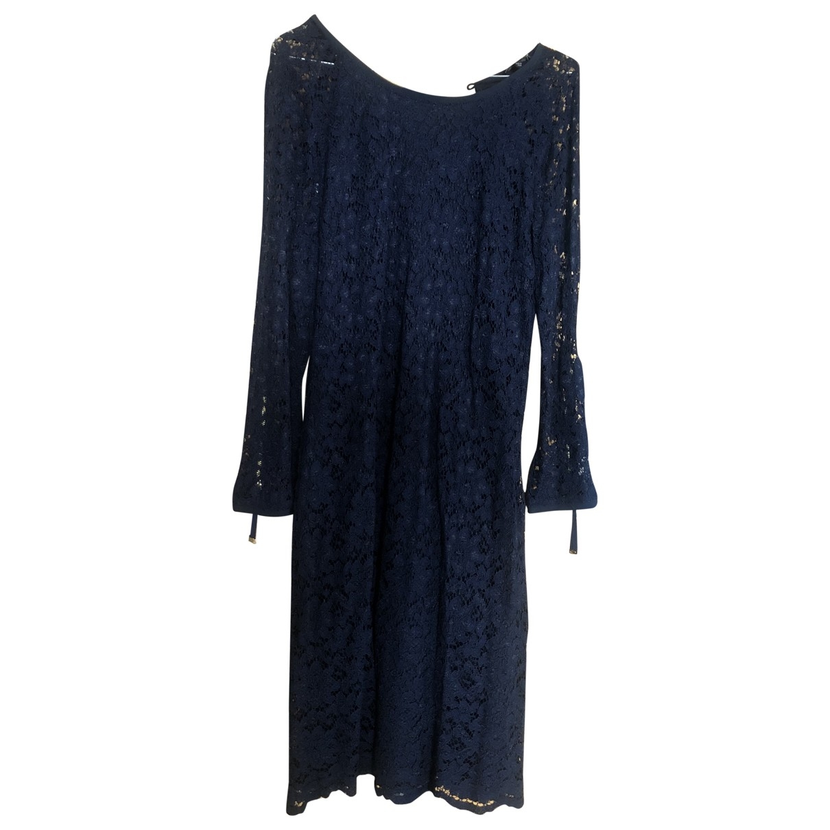 Juicy Couture \N Blue Lace dress for Women 8 US