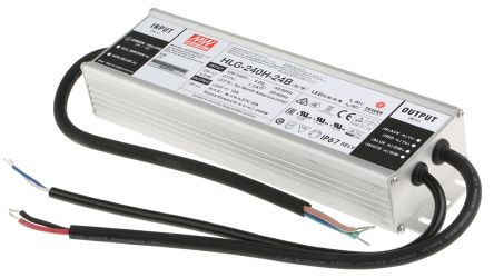 Mean Well Constant Voltage LED Driver 240W 24V