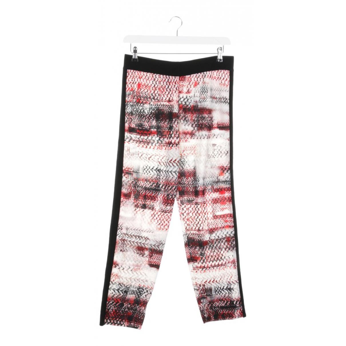 Lala Berlin \N Multicolour Wool Trousers for Women L International