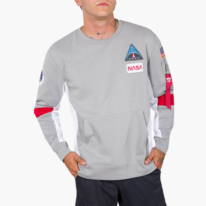 Alpha Industries Space Camp Sweater 198302 31