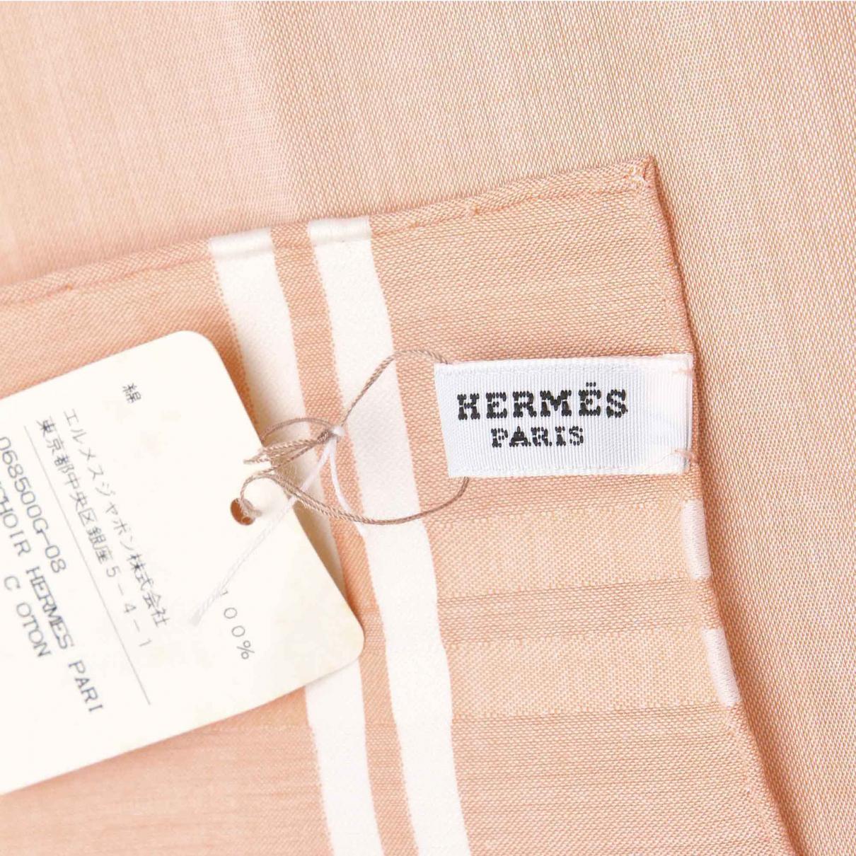 Hermes \N Schal Rosa