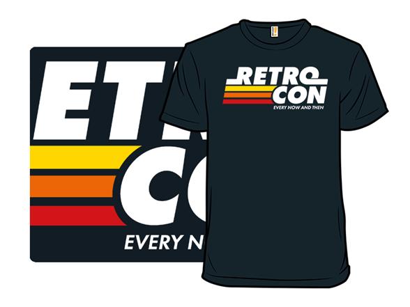 Retrocon T Shirt