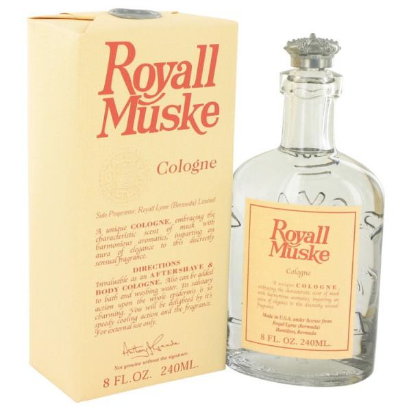 Royall Muske - Royall Fragrances Colonia 240 ML