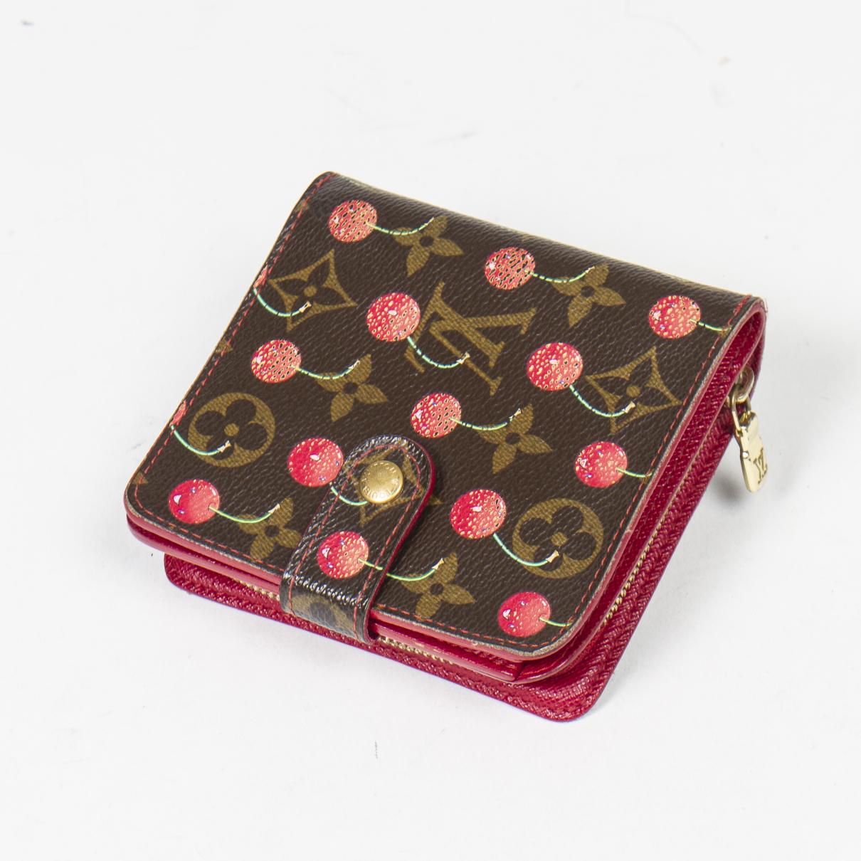 Louis Vuitton - Portefeuille   pour femme en autre