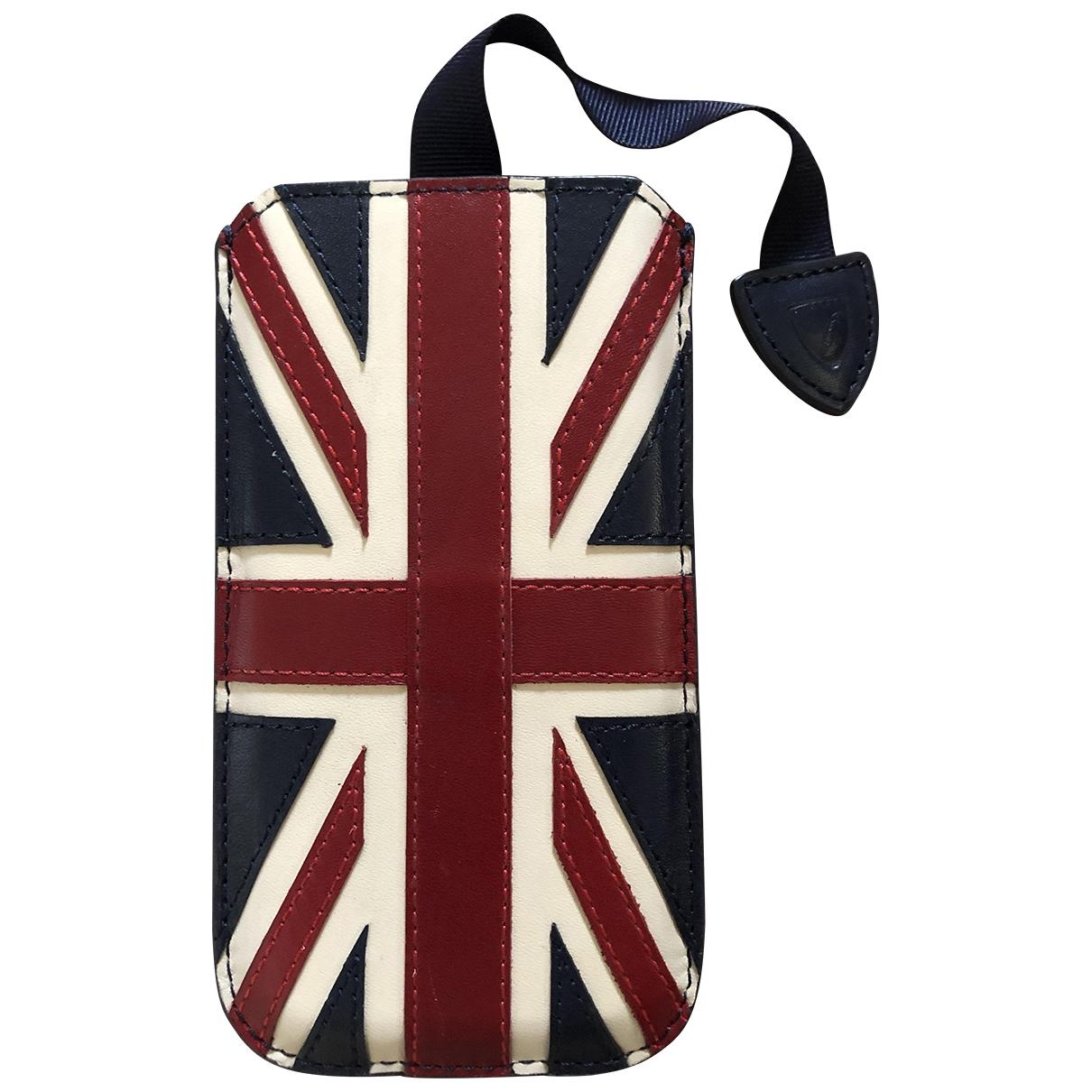 Funda iphone de Cuero Aspinal Of London