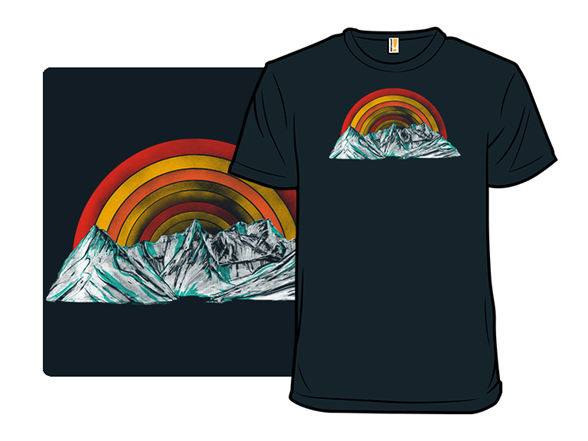 The Mountain T Shirt