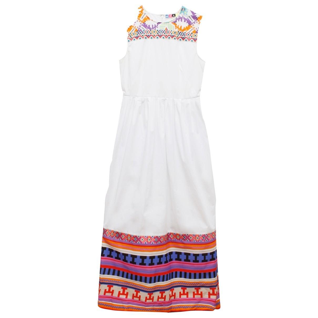 Maxi vestido Msgm